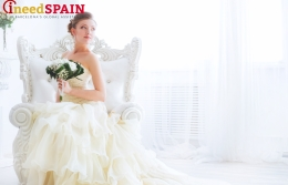 Where to buy a wedding dress in Barcelona
